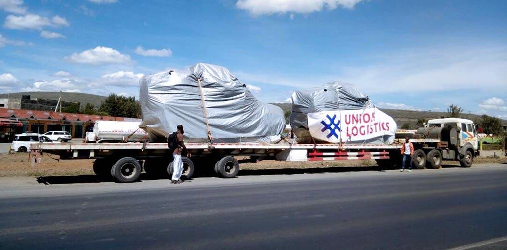 Union Logistics - Road Transport